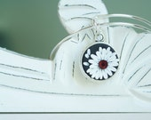 Best Bridesmaid Gifts - January Birthstone Adjustable Bangle Bracelet -  Alex & Ani Inspired Style #1