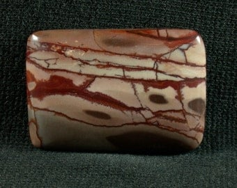 Dead Camel Jasper Freeform Cabochon from Nevada 22x32x5mm