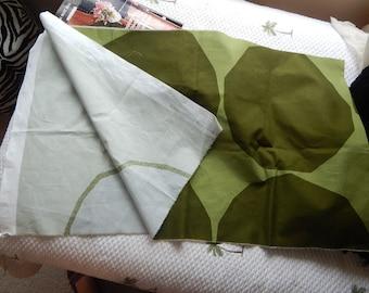 Marimekko Kivet fabric Remnant all cotton