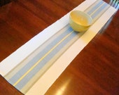 Handwoven Nautical-Themed Table Runner by Frederick Avenue