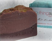 Kat's Couldron - handmade luxurious Silk soap by SoothingSuds
