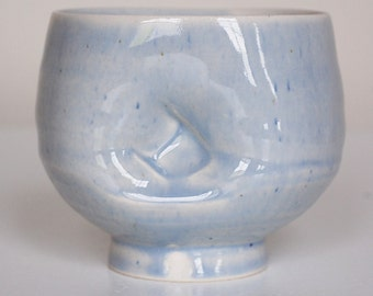 powder blue yunomi