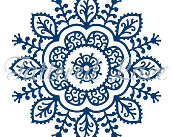 Anne Tattered Lace Die