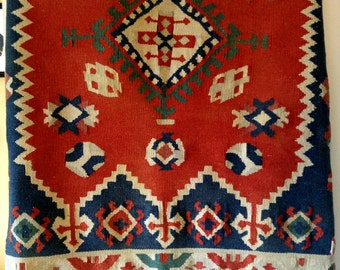 Beautiful Native Rug/Tapstry With Detailed Design