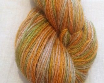 Hand Dyed Laceweight Yarn - 50gms
