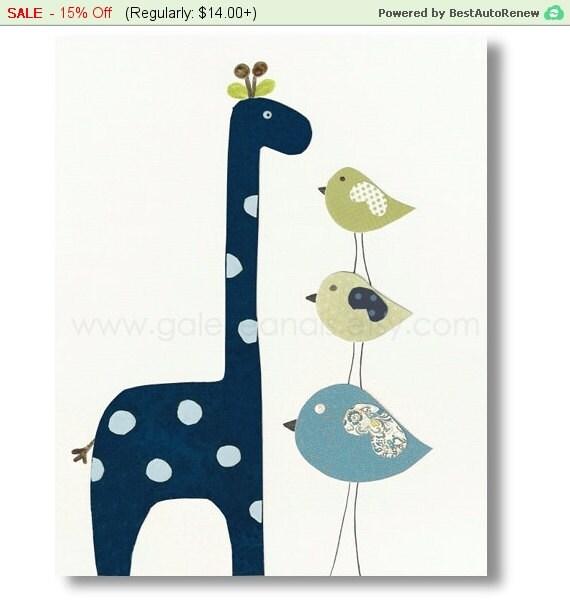 Baby Boy Nursery Decor Art Kids Art Kids Room By Galerieanais: Baby Boy Nursery Decor Nursery Art Kids Wall Art By