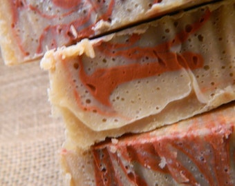Cranberry Fig Goats Milk Soap, Cold Processed Soap, Handmade Soap, Natural Soap, Homemade Soap