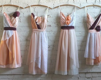 Individual Final Payments for Kelsey's Custom Bridesmaids Dresses