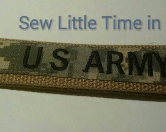 Sale: Use 15Off to get 15% off, Army ACU Embroidered Keyfob