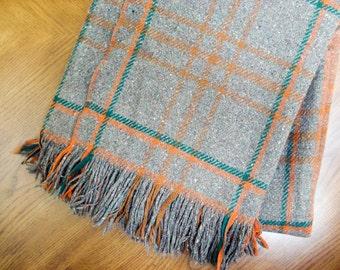 Vintage Amana Woolen Mills wool blanket