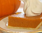 Custom Order - 2 oz Pumpkin Pie Tins