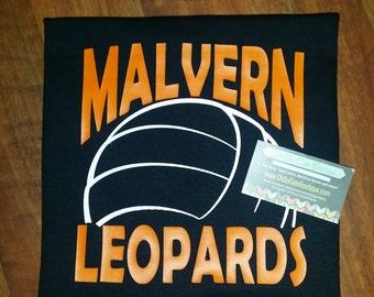 Volleyball School Team Shirt