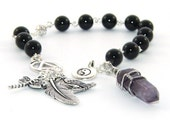 Sobriety Prayer & Meditation Beads, Mindfulness Beads for Recovery Fellowships
