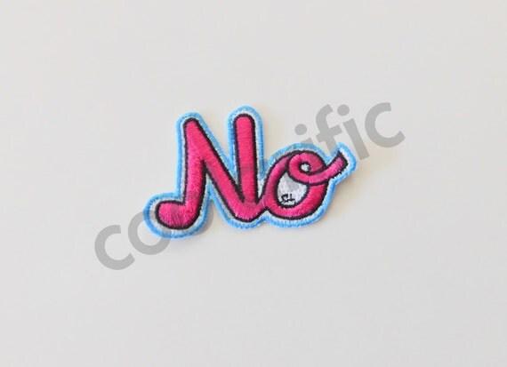 NO patch