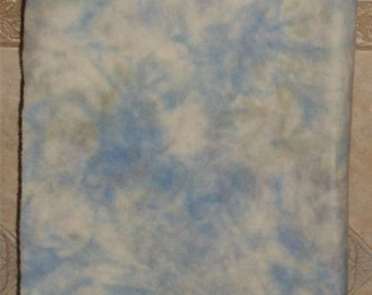 FOGGY MORNING hand-dyed wool for rug hooking, appliqué, quilts