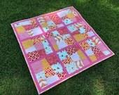 Custom quilt for NSPETE