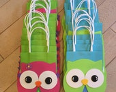 RESERVED LISTING for Tania McErlane - Owl Bags
