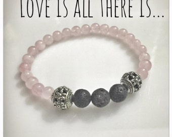 Love is all there is...Bracelet