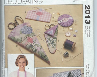 McCall's 2013 Sewing Accessories - Uncut Pattern