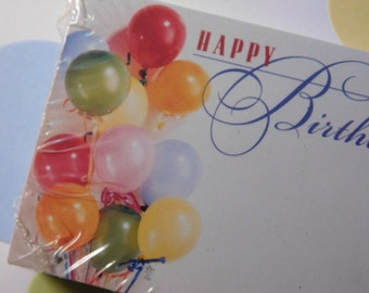 Happy Birthday Cards - 50 New in Package