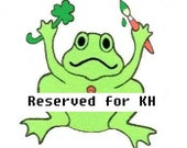 Reserved for K.H.