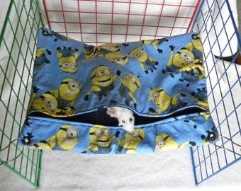 RAT SAC Hide-N-Sac sm - Blue Minions