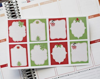 Planner Stickers Christmas Full Box Stickers Planner Stickers