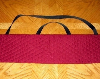 Yarn Swift Carrying Bag - Burgundy