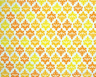 COUPON Code Sale - FAT QUARTER - Moda Fabric, Giggles, Bang Yellow, Me & My Sisters Designs, 100% Cotton Quilt Fabric, Quilting Fabric