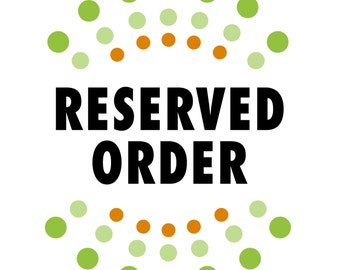 Reserved order for lyonska611