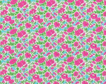 Liberty Fabric  Tana Lawn One Yard Rosalind A