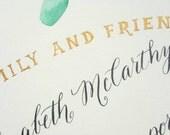 Quaker Marriage Certificate DEPOSIT