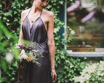 Dark Champagne Gown