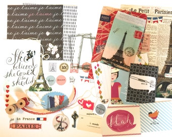 I {Heart} Paris Kit