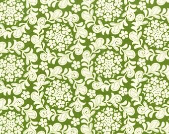 Petit Henna Garden Meadow Sandi Henderson Michael Miller Fabric, Choose your cut