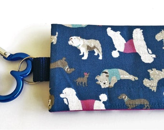 The Bag Buddy - Dog Mess Bag / Pet Accessories / Pet Leash / Poop Bag / Dog Poop Pouch / Pet Mess / Leash Purse