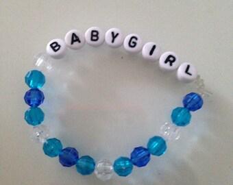 Baby Word Bracelets