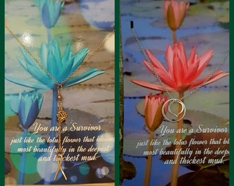 Lotus flower jewelry and wall art flower necklace, gold,sterling silver,colorful botanical framed photo, survivor gifts,magnetic photo