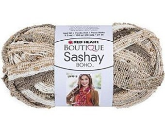 Red Heart Boutique Sashay Boho in Tambourine color
