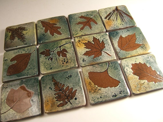 Six Inch Accent Backsplash Tile Or Coaster Tile By