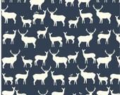Birch Knit, Buck Fam in Dusk
