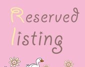 Nautical Baby Advice Book - reserved for Jill
