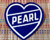 Pearl--Sweetheart Patch
