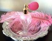 Fancy Perfume Atomizer Pink