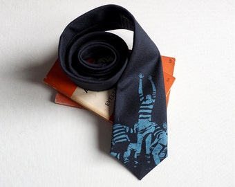 Rugby tie, necktie, tie, Rugby necktie, Rugby gifts, necktie, groomsmen necktie, wool necktie, cool necktie, cool tie, gifts for men