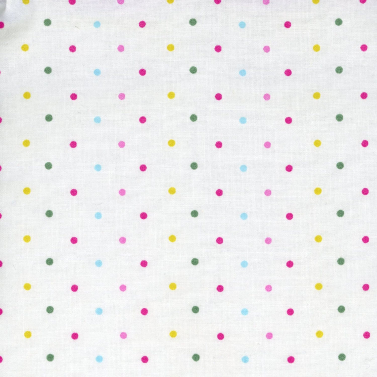 Polka dot fabric nursery pastel pink small dots galaxy for Pastel galaxy fabric