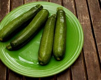 Black Beauty Zucchini Seeds
