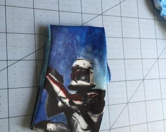 Star wars storm trooper reusable coffee tea sleeve