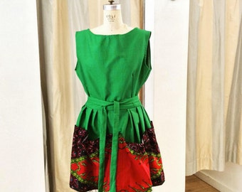 Green Pinafore