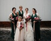 Gold Champagne Sequin Bolero Shrug Formal Wedding or Bridal Party, Holiday, Classic, Simple, Gold Sequin Bolero, Plus Size - SALLY